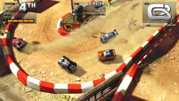 Mini Motor Racing EVO Full Version