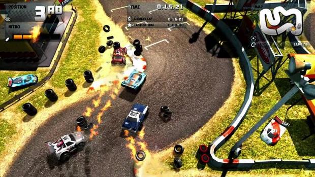 Mini Motor Racing EVO Video Game