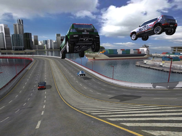 TrackMania United Forever Screenshots
