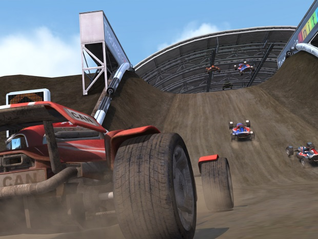 TrackMania United Forever Video Game