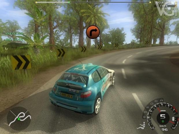 Xpand Rally Xtreme Video Game