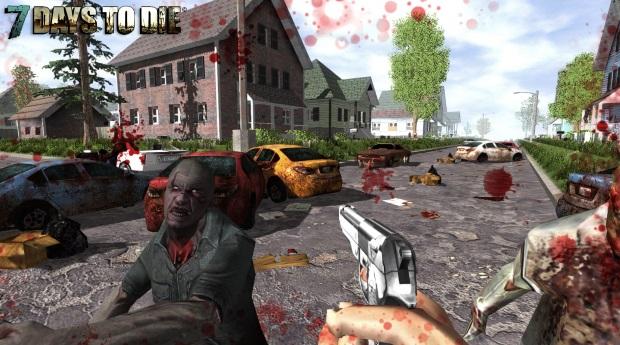 7 Days To Die Alpha Video Game