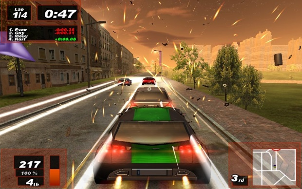 Amsterdam Street Racer Full Version