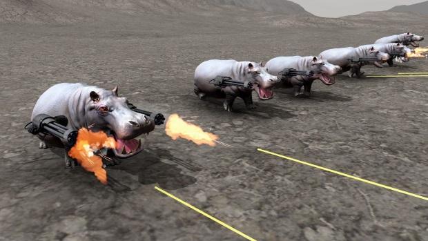 Beast Battle Simulator Video Game