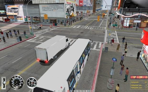 City Bus Simulator 2010 Screenshots