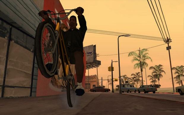 GTA San Andreas Winter Edition 2017 Screenshots
