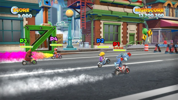 Joe Danger 2 The Movie Screenshots