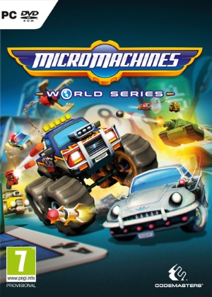 Micro Machines World Series Free Download