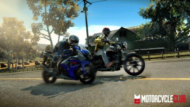 Motorcycle Club Screenshots