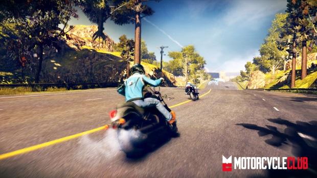 Motorcycle Club Video Game