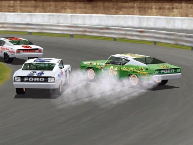 Nascar Legends Screenshots