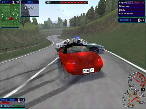 Need For Speed 4 High Stakes Video Game