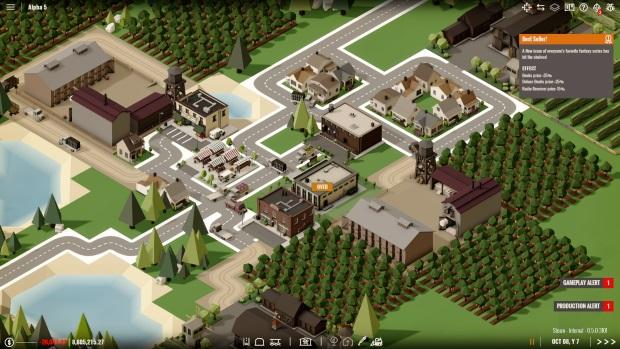 Rise of Industry Screenshots