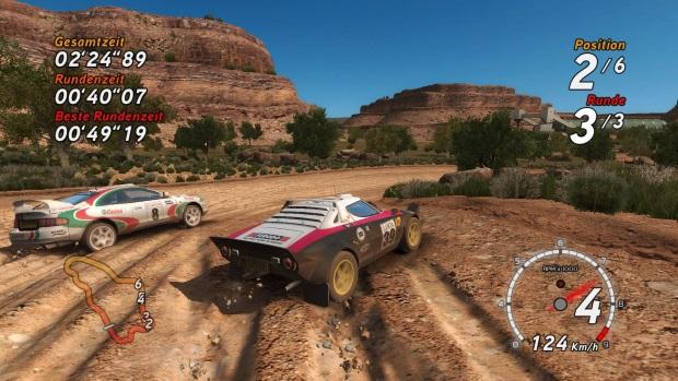 Sega Rally Revo Video Game