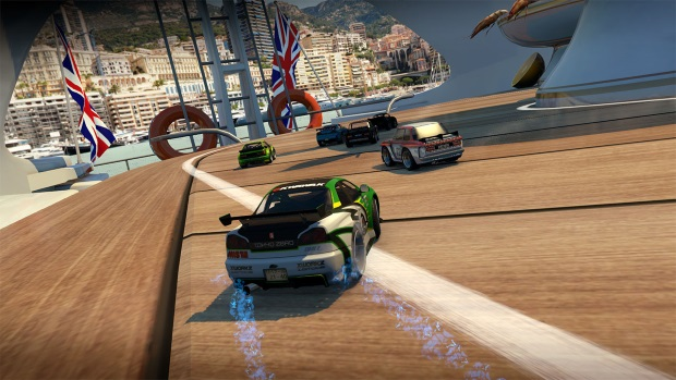 Table Top Racing World Tour Video Game