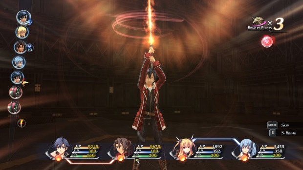 The Legend of Heroes Trails of Cold Steel II Video Game