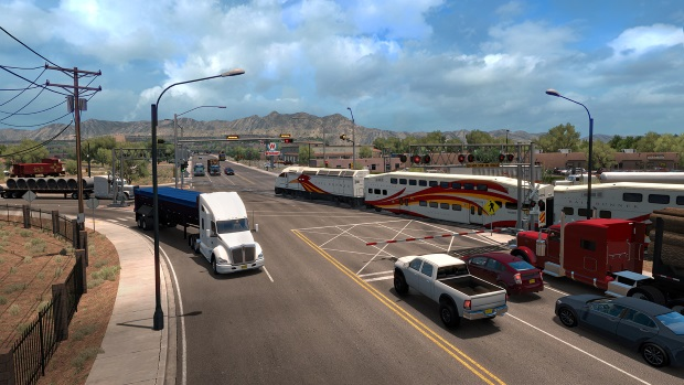 American Truck Simulator Screenshots