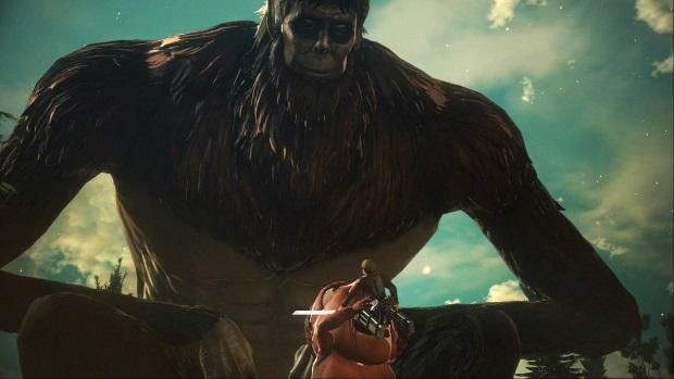 Attack on Titan 2 Screenshots