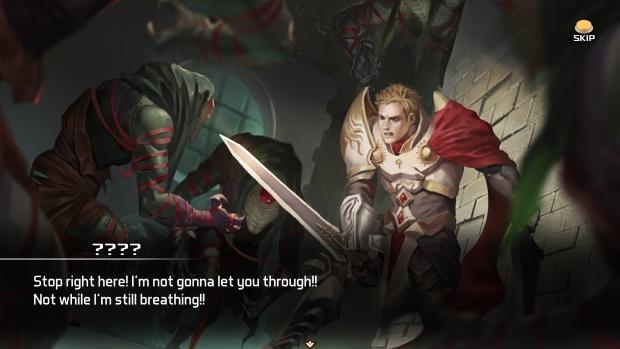 Azure Saga Pathfinder Screenshots