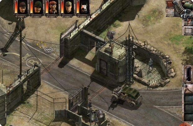 Commandos 3 Men Of Courage Screenshots
