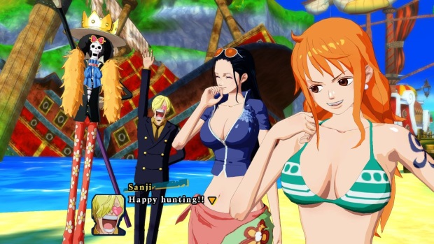 One Piece Unlimited World Red Deluxe Edition Screenshots