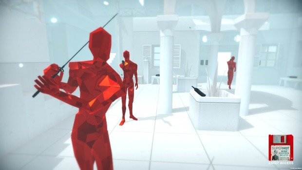 SUPERHOT Mind Control Delete Screenshots