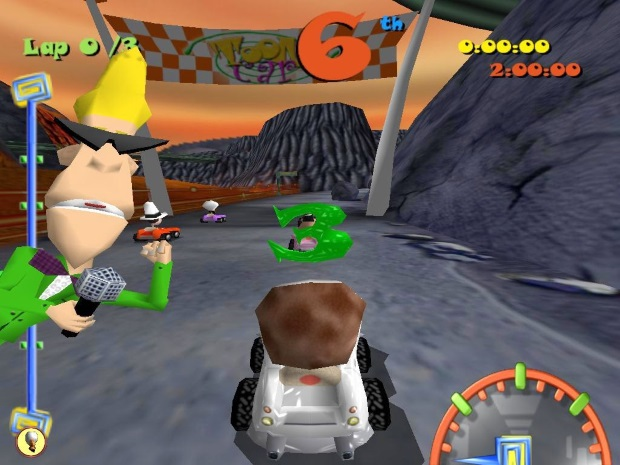 Toon Car Screenshots