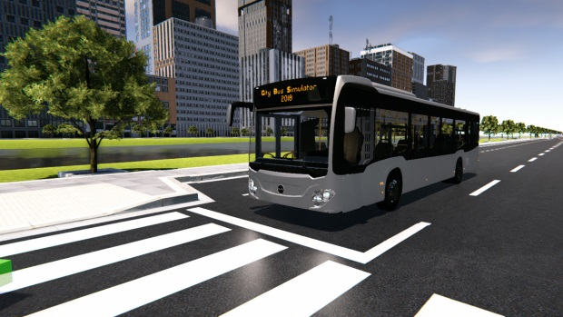 City Bus Simulator 2018 Full Version