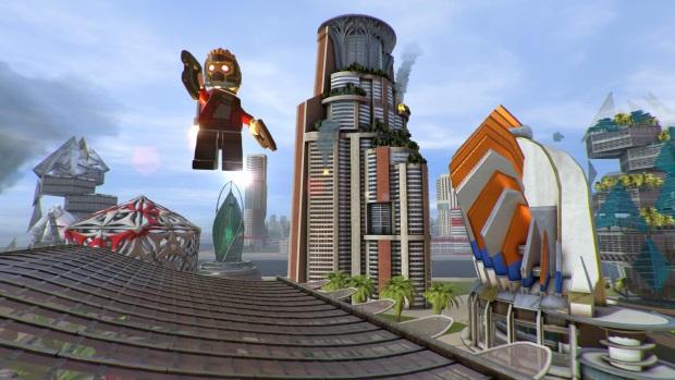 LEGO Marvel Super Heroes 2 Infinity War Video Game