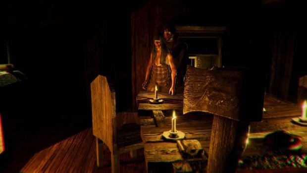 Hegis Grasp Chapter IV Video Game