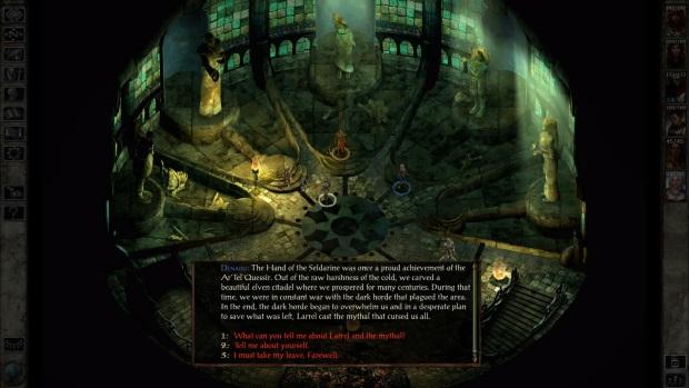 Icewind Dale Enhanced Edition Screenshots