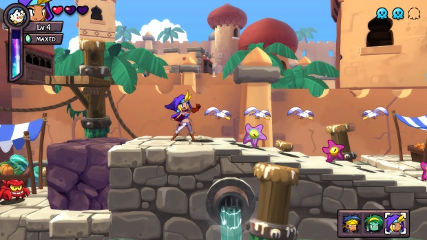 Shantae Half Genie Hero Ultimate Edition Screenshots