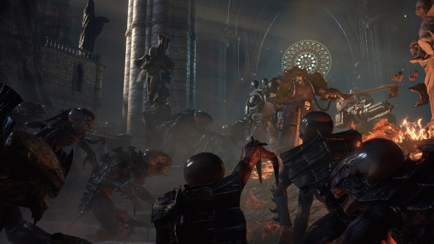 Space Hulk Deathwing Enhanced Edition Video Game
