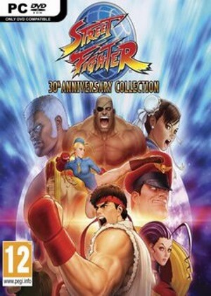 Street Fighter 30th Anniversary Collection Free Download