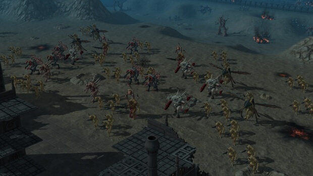 Warhammer 40,000 Sanctus Reach Horrors of the Warp Video Game