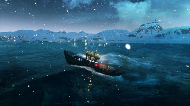 Fishing Barents Sea Screenshots