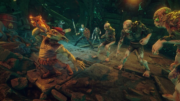 Hand of Fate 2 Outlands and Outsiders Screenshots