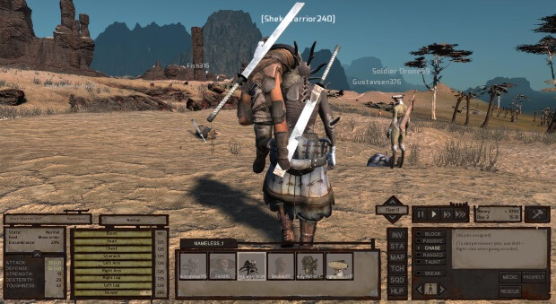 Kenshi Video Game