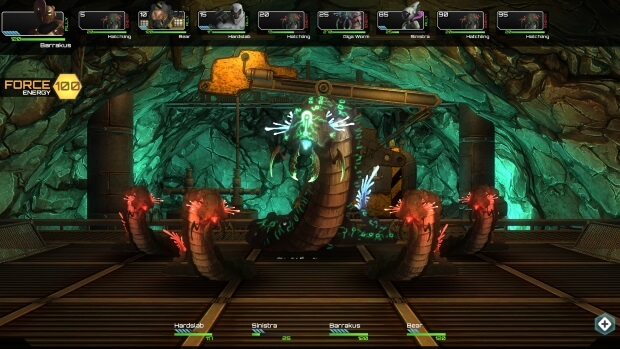 StarCrawlers Hotwire Video Game