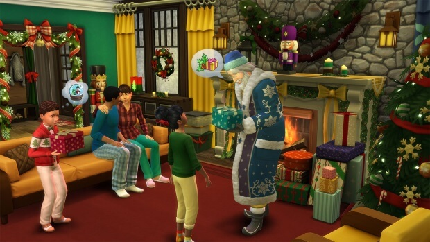 The Sims 4 Seasons Screenshots