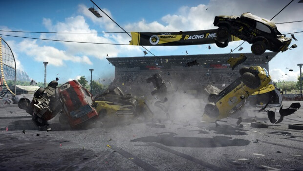 Wreckfest Screenshots