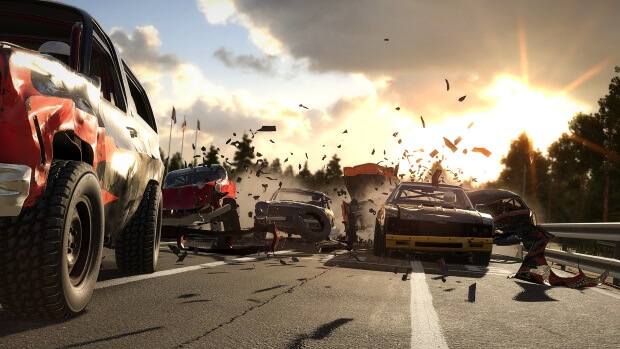 Wreckfest Video Game