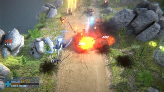 Preventive Strike Video Game