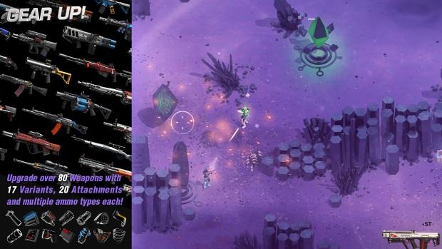 SYNTHETIK Legion Rising Screenshots