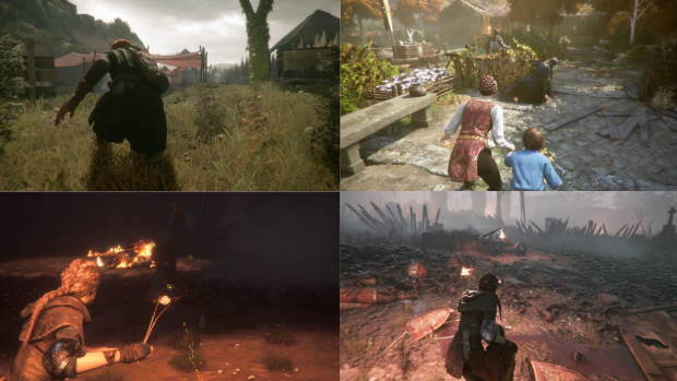 A Plague Tale Innocence Free Download Full Version For PC