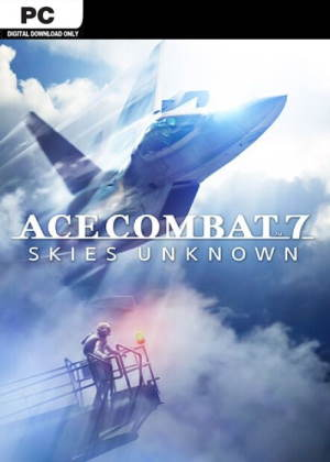 Ace Combat 7 Skies Unknown Free Download