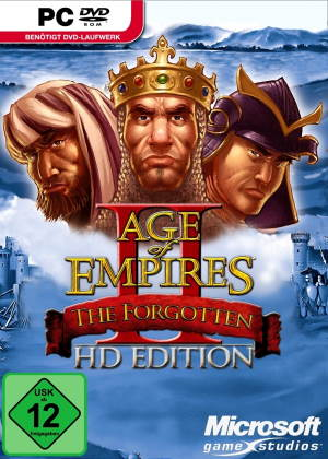 Age of Empires II The Forgotten Free Download