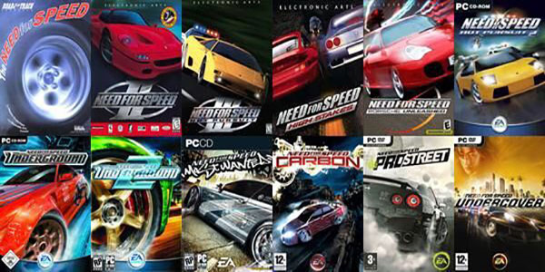 Best NFS Games For PC Under 1GB free download