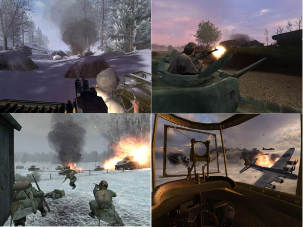 Call of Duty United Offensive Free Download Full Version For PC