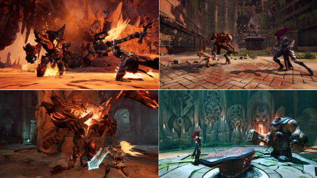 Darksiders III Free Download Full Version For PC